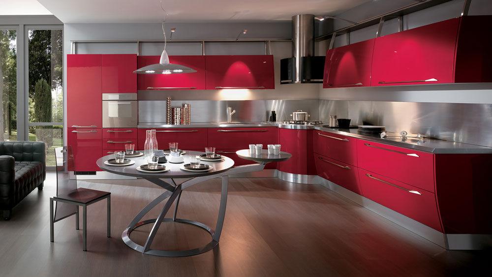 Cucina Flux da Scavolini | Designbest
