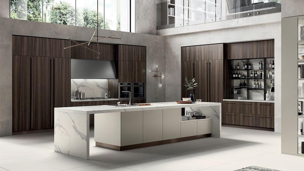 Cucina Mood [A] da Scavolini | Designbest