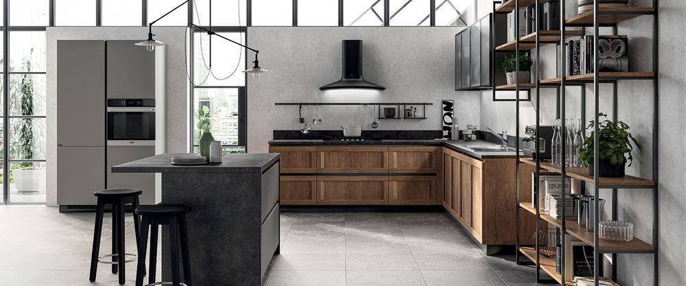 Cucina Evolution [A] da Scavolini | Designbest