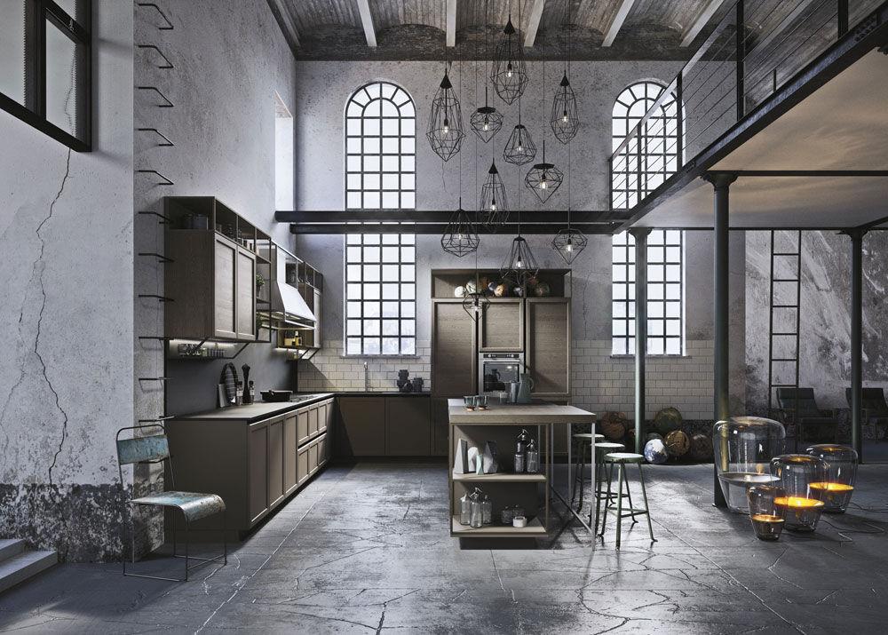 Cucina Frame [A] da Snaidero   Designbest