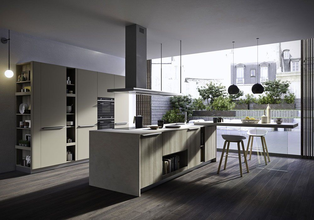 Awesome cucine snaidero moderne photos - Magri arreda bagni ...
