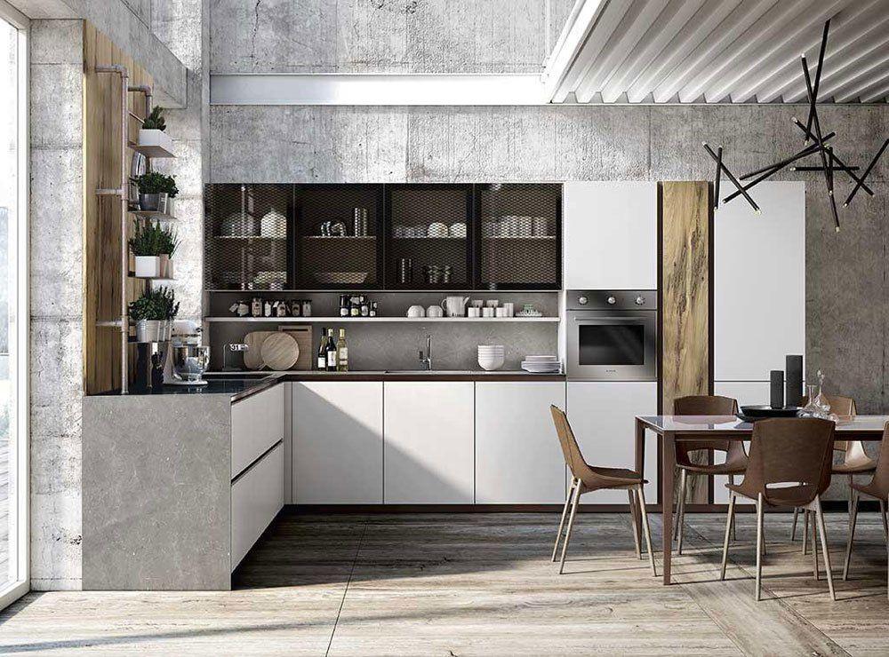 Cucina Vivere Italia [D] da Spagnol Cucine | Designbest
