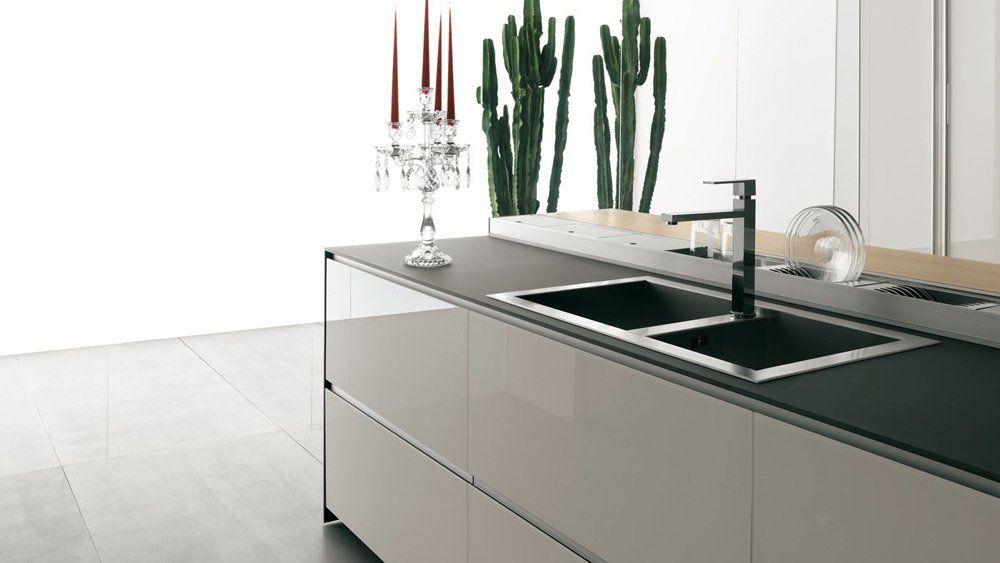 Küche Artematica Vitrum [g]