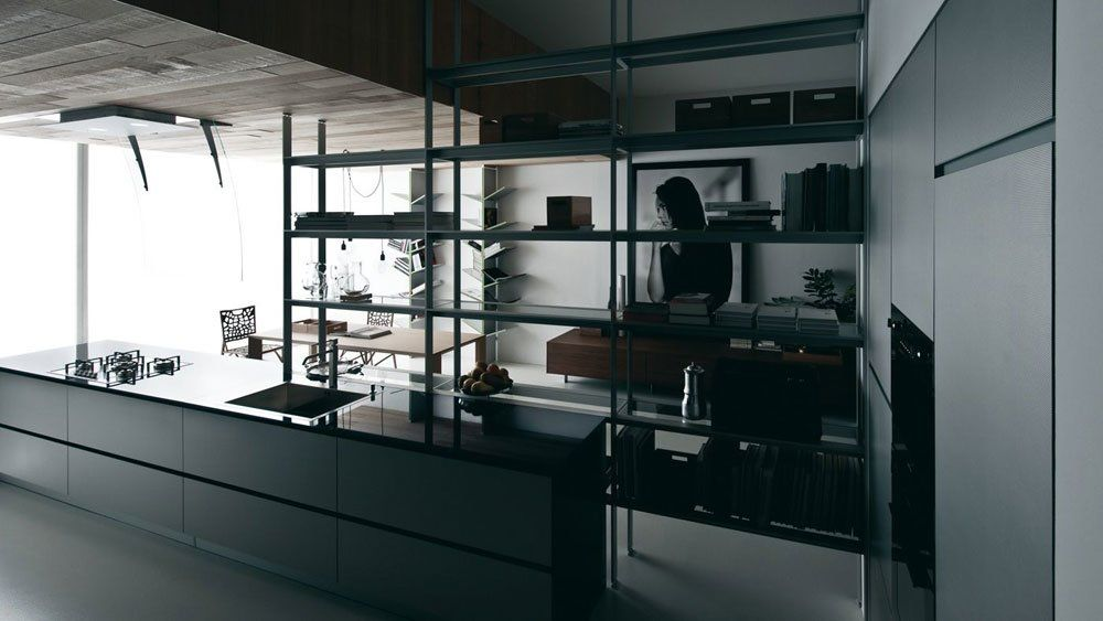 valcucine k chenm bel k che riciclantica d designbest. Black Bedroom Furniture Sets. Home Design Ideas