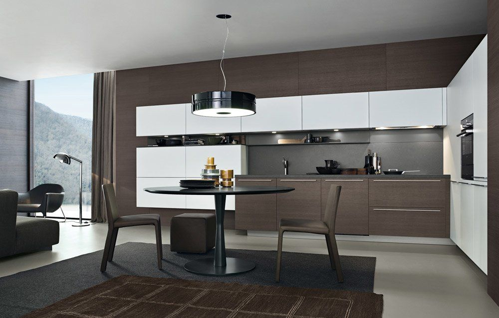 Kitchen My Planet A Design RD Varenna 2008