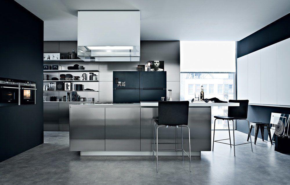 Cucina Twelve [B] da Varenna Poliform | Designbest