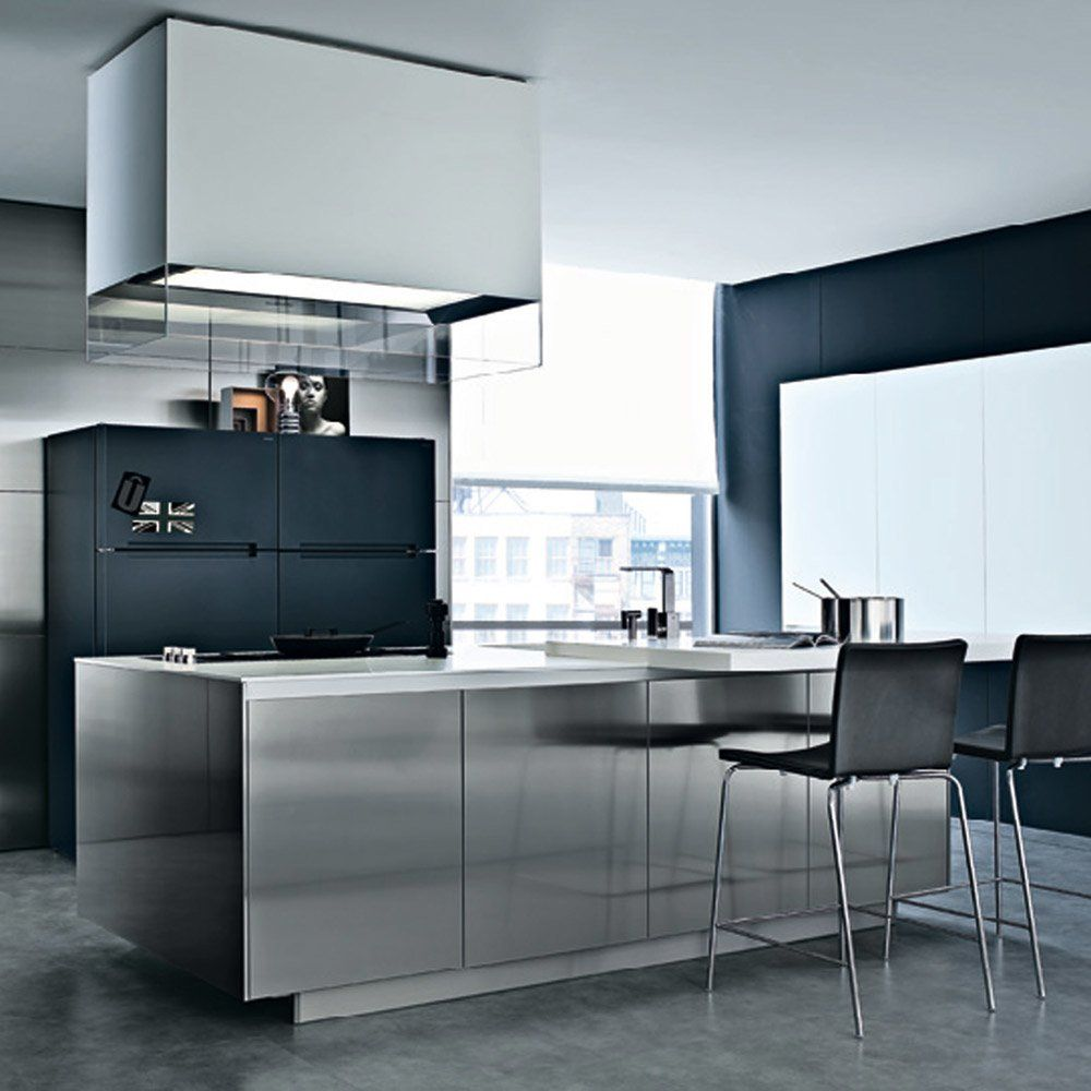 Modular Kitchens: Kitchen Twelve [B] by Varenna Poliform