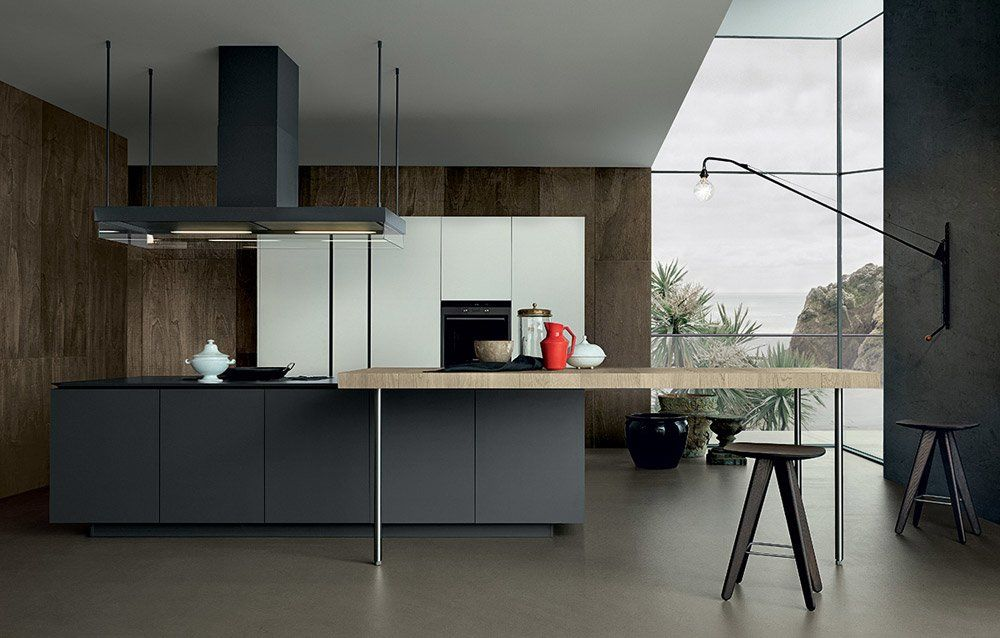 Poliform Kitchen Design. Kitchen Artex  a Varenna Poliform Furniture Modular Kitchens design catalog