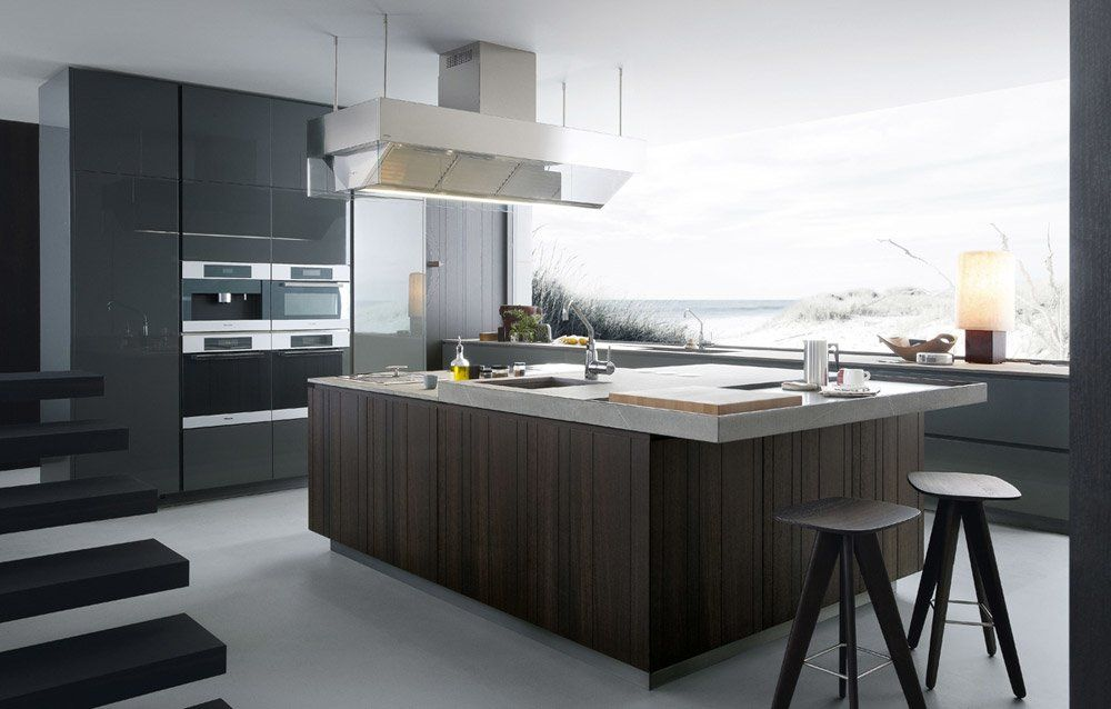 kitchen artex b design rd varenna 2011 - Poliform Kitchen