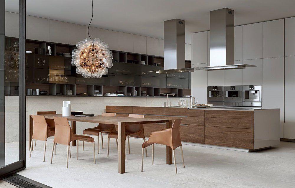 Poliform Küchenmöbel Küche Phoenix [B] | Designbest
