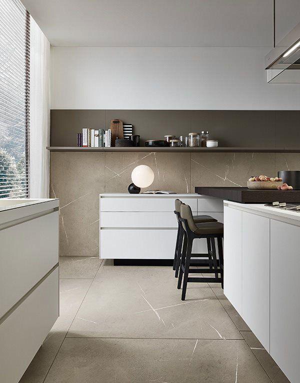 Cucina Alea [C] da Poliform | Designbest