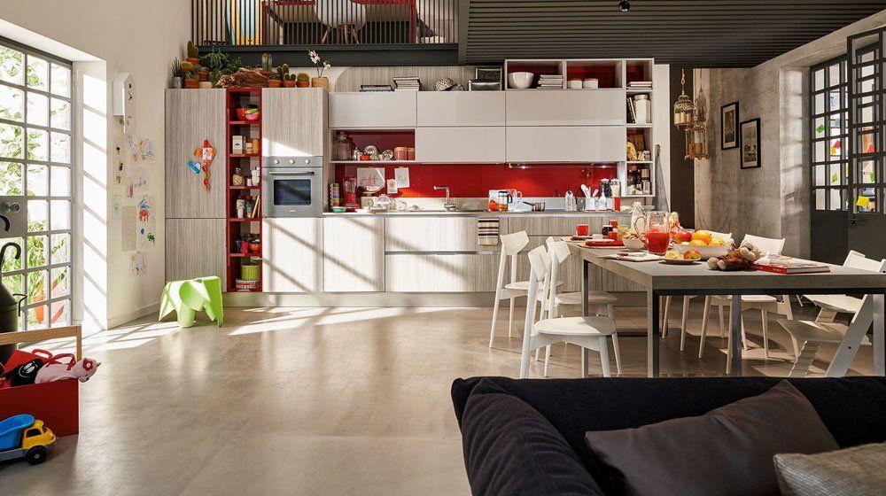 Cucina Carrera.GO [B] da Veneta Cucine | Designbest
