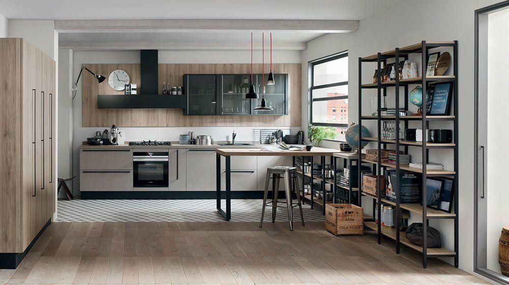 Cucina Start-Time [B] da Veneta Cucine | Designbest
