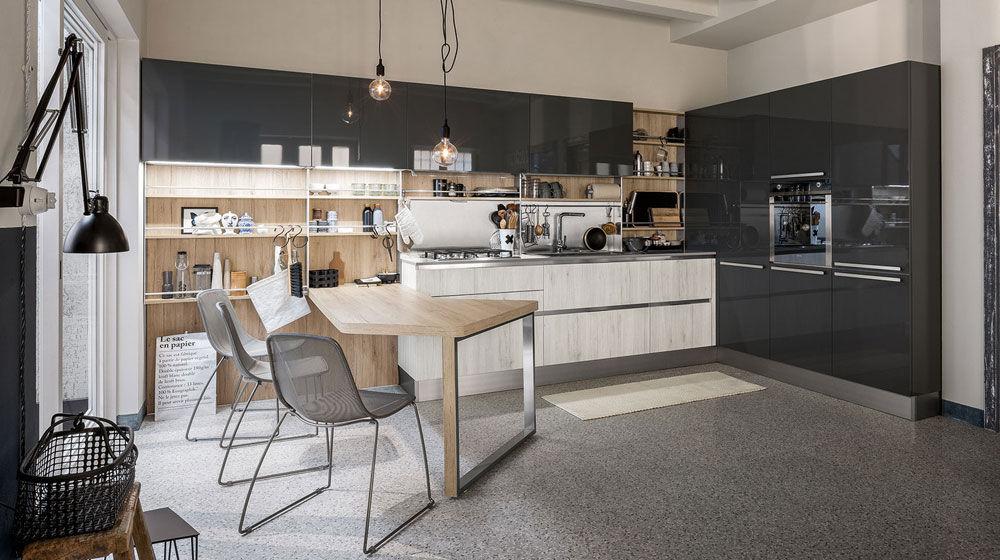 Cucina Start-Time.GO [A] da Veneta Cucine | Designbest
