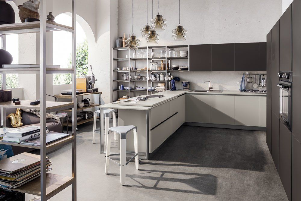 Veneta Cucine Modena.Cucina Start Time J Play