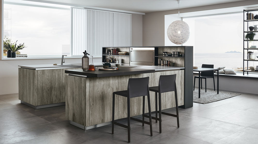 Cucina Lounge da Veneta Cucine   Designbest