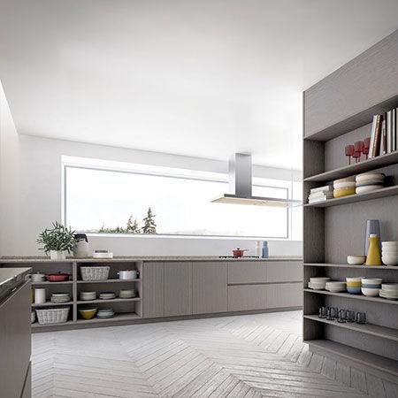 Küche Velvet Profile I