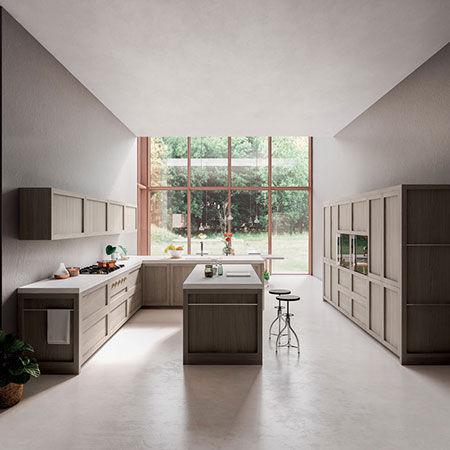 Küche Legno Vivo 2.6