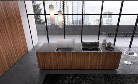Küche Sintesi.30 Isola