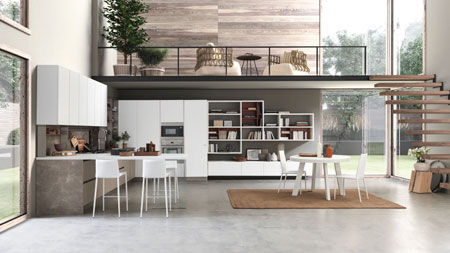 Cucina Ice & Sand Industrial Edition [a]