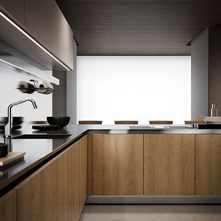 Küche Gamma [b]