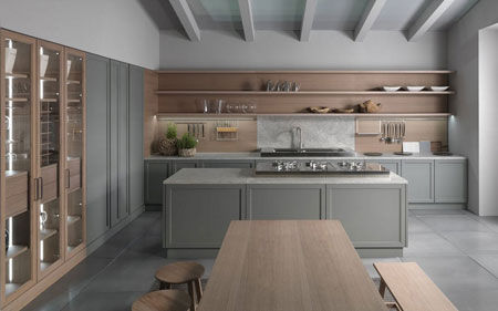 Cucina Aeterna Contemporary
