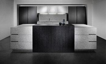 Kitchen Luna grey