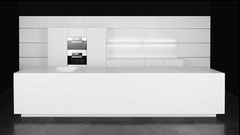 Kitchen  Corian