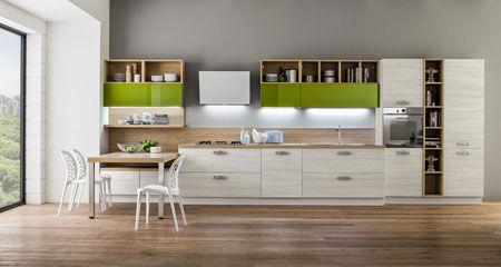Mobili Per Cucina Arrex Le Cucine Cucine catalogo | Designbest