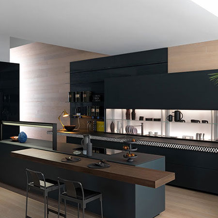 Kitchen Genius Loci [a]