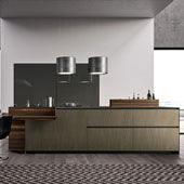 Kitchen Alumina Isola