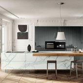 Cucina 36e8 Marble XGlass