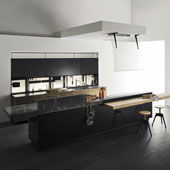 Kitchen Artematica Ottone Antico