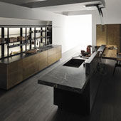 Kitchen Artematica Ottone Anticato
