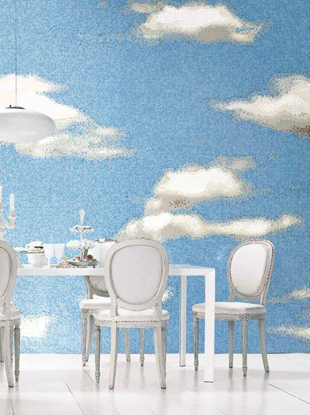 Mosaik Clouds