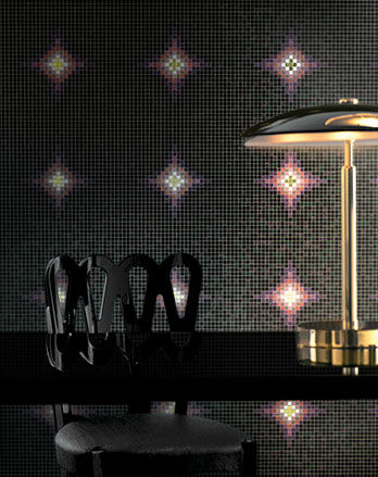Mosaic Decorations - Vesper Minor
