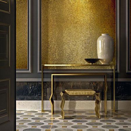Mosaico Sicis Gold