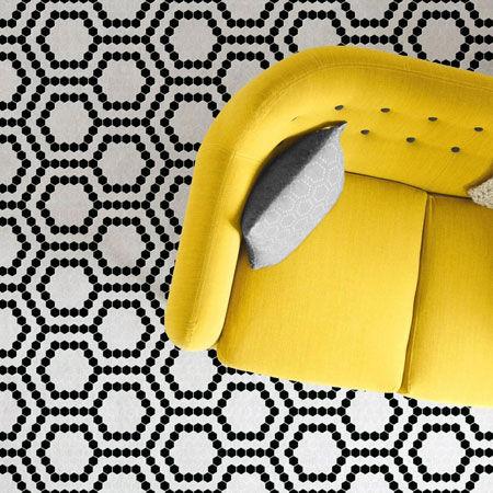 Mosaico Hexagonal