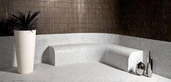 Mosaico Bianco Carrara [a]