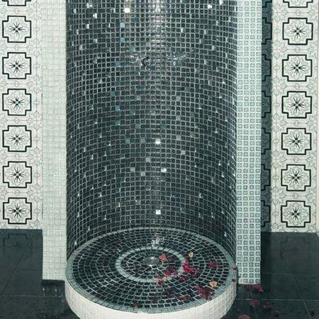 Mosaico Luna Chiena