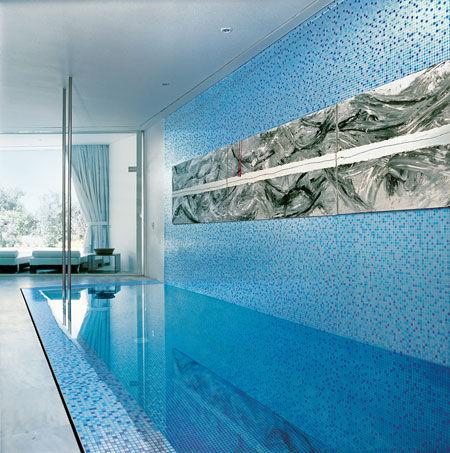 Mosaico Aqua