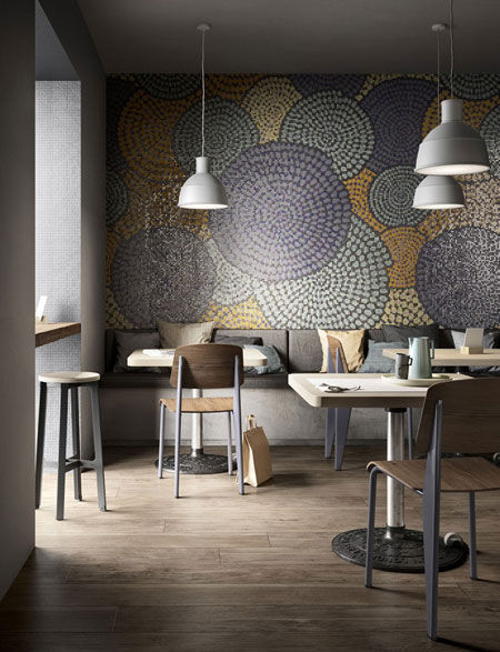Mosaic Decor - Round
