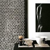 Mosaico Extra Light - Zinc