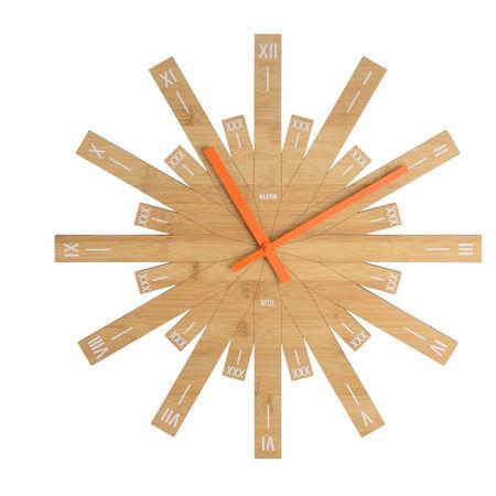 Wall Clock Raggiante