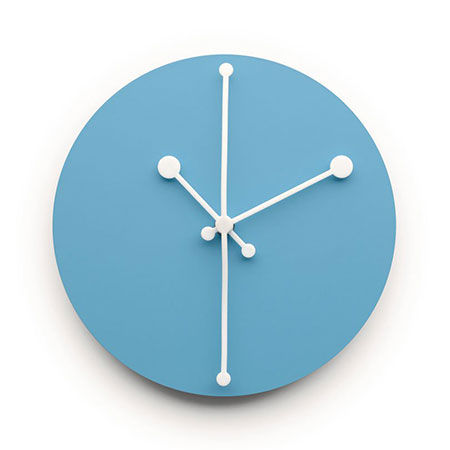 Horloge Dotty Clock