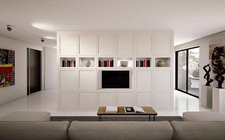Cardini home design: catalogo soggiorno pareti attrezzate