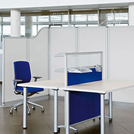 Office screens D150