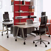 Office-Trennwand FreeWall2