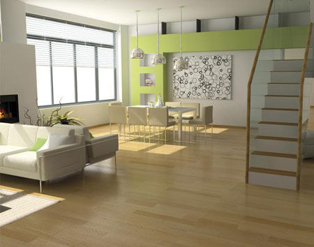 Parquet Real Design Wood
