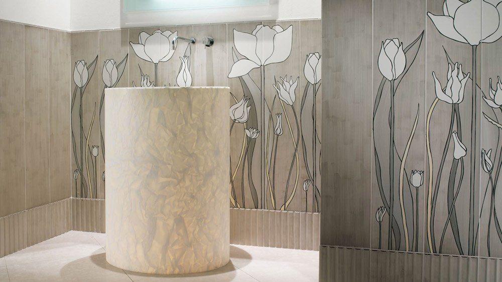 Collezione tulipani da ceramica bardelli designbest